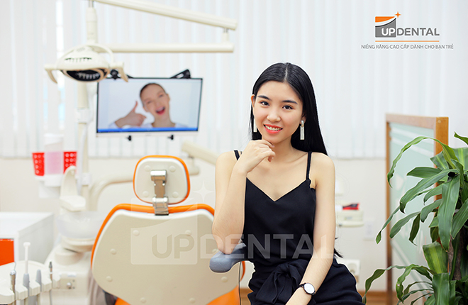 Niềng răng ở Up Dental