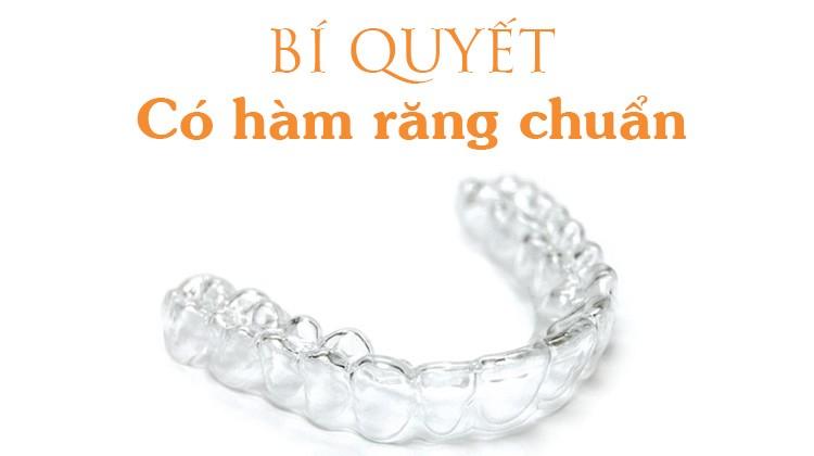 Niềng răng trong suốt – Bí quyết có một hàm răng chuẩn mà vẫn thẩm mỹ