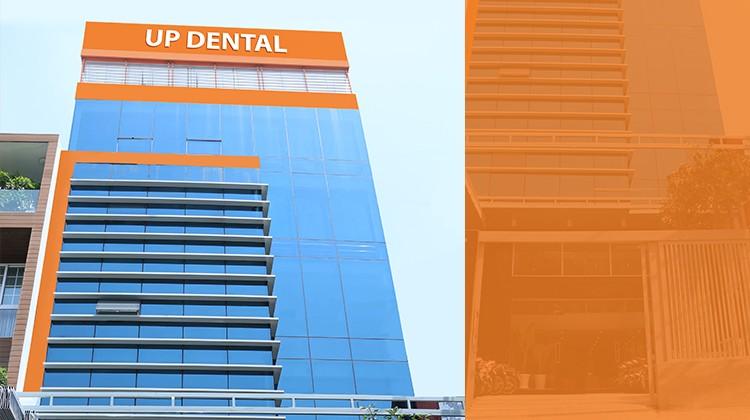 Cơ sở vật chất tại Nha khoa Up Dental