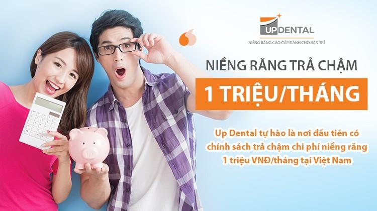 'Nhẹ gánh' với dịch vụ niềng răng trả góp ở TP.HCM