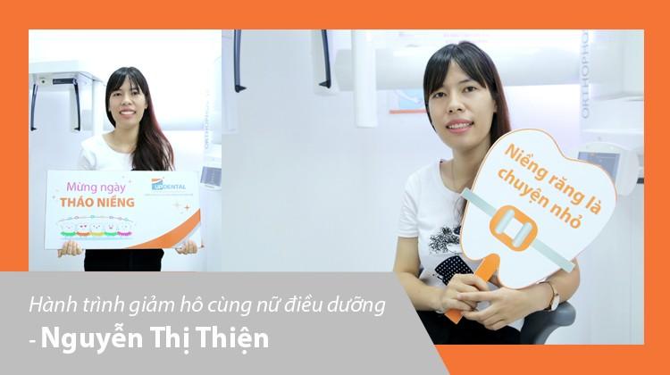Hành trình giảm hô của nữ điều điều dưỡng - Nguyễn Thị Thiện