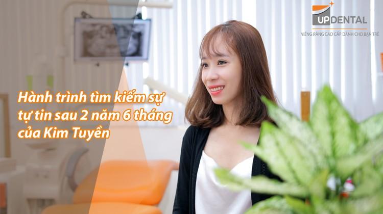 Hành trình tìm kiếm sự tự tin sau 2 năm 6 tháng của Kim Tuyền