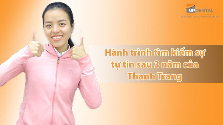 Hành trình tìm kiếm sự tự tin sau 3 năm của Thanh Trang