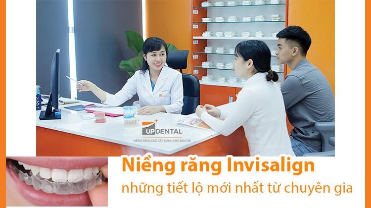 Niềng răng Invisalign - những tiết lộ mới nhất từ chuyên gia