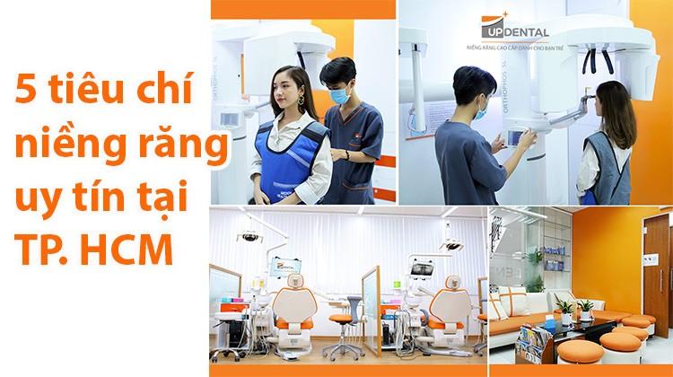 5 tiêu chí đánh giá niềng răng uy tín tại TP. HCM