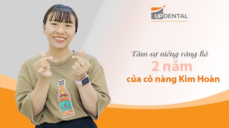 Tâm sự niềng răng hô 2 năm của cô nàng Kim Hoàn