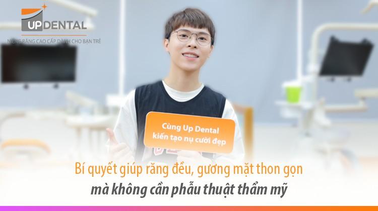 Bí quyết giúp răng đều, gương mặt thon gọn mà không cần phẫu thuật thẩm mỹ