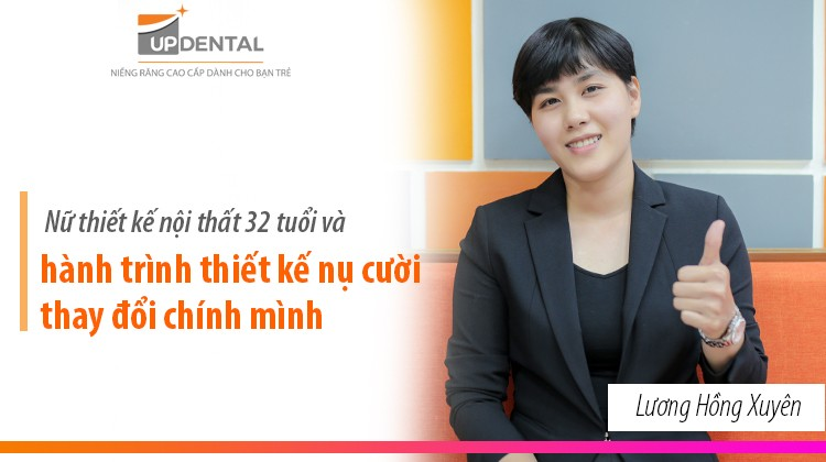 Nữ thiết kế nội thất 32 tuổi và hành trình thiết kế nụ cười thay đổi chính mình