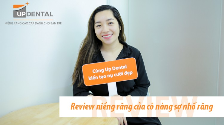 Review niềng răng của cô nàng sợ nhổ răng - Hoàng Mai Thị Mỹ Linh
