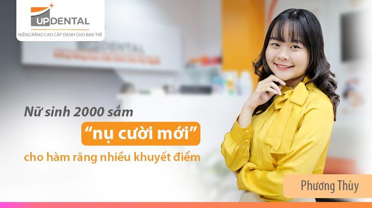 Nữ sinh 2000 sắm 'nụ cười mới' cho hàm răng nhiều khuyết điểm