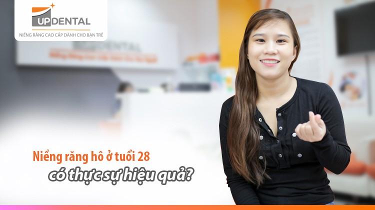 Niềng răng hô ở tuổi 28 có thực sự hiệu quả? - Review của cô nàng Nguyễn Thị Hạnh