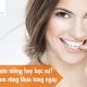 6 thói quen gây thưa răng. Răng thưa nên niềng hay bọc sứ