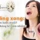 Nhổ răng xong: Có nên ngậm nước muối, làm gì để không bị viêm nhiễm?